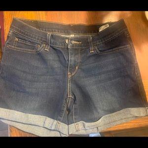 Like new Levi shorts